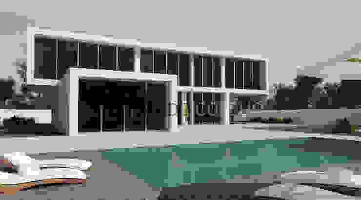 Piscina por Eduardo Coelho   Arquitecto Moderno
