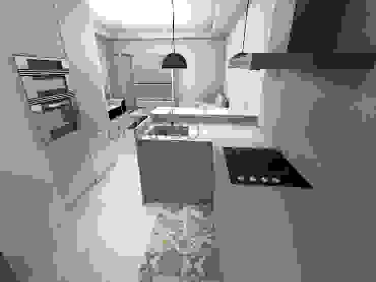 Cozinha por Eduardo Coelho   Arquitecto Moderno