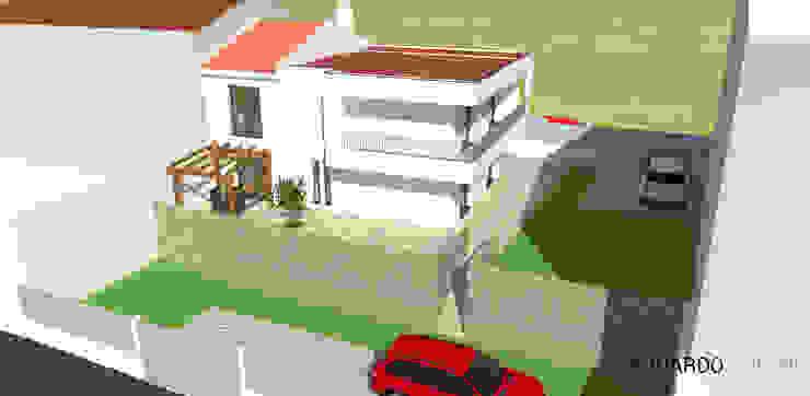 Pergola em Madeira por Eduardo Coelho | Arquitecto Moderno