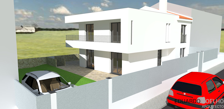 Varanda por Eduardo Coelho | Arquitecto Moderno