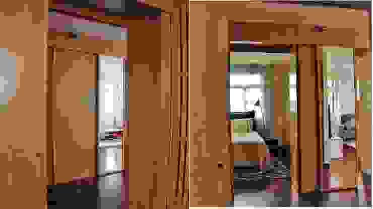 Phòng ngủ phong cách hiện đại bởi D O M   Architecture interior Hiện đại