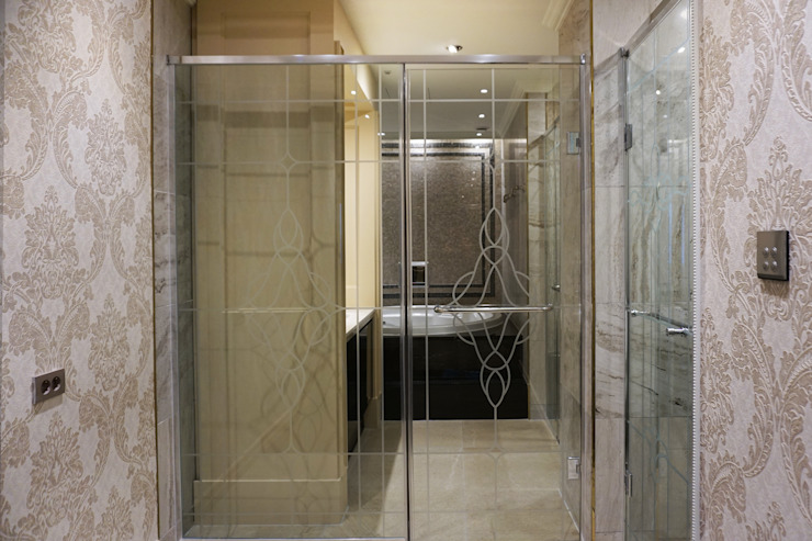 APT INTERIOR 트로피컬 욕실 by 감자디자인 휴양지