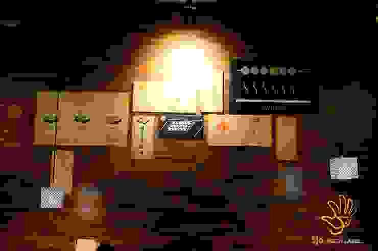 양꼬치전문점 영걸양꼬치 에클레틱 벽지 & 바닥 by 오조인테리어 에클레틱 (Eclectic)