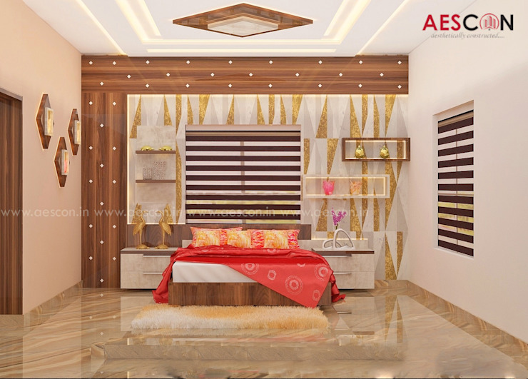 Builders in Chengannur by Aescon Builders and Architects Asian