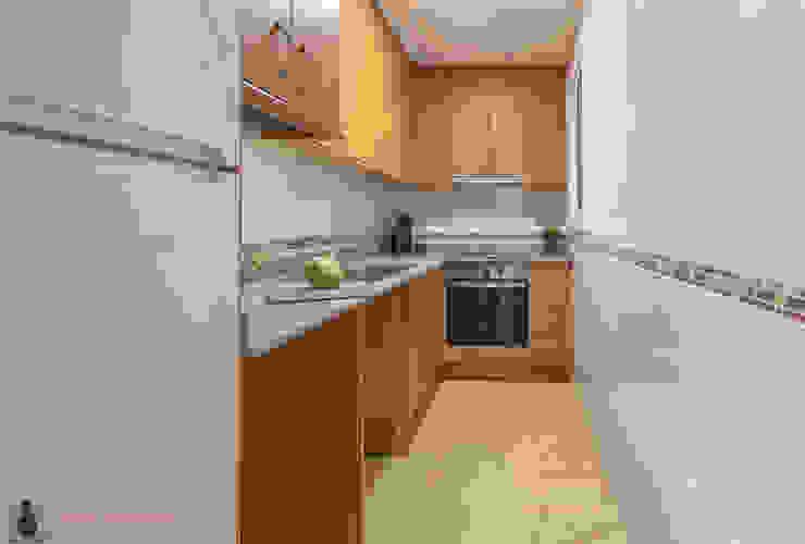 인더스트리얼 주방 by Home Staging Tarragona - Deco Interior 인더스트리얼