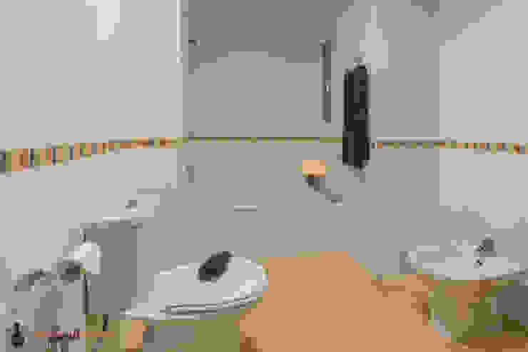 인더스트리얼 욕실 by Home Staging Tarragona - Deco Interior 인더스트리얼