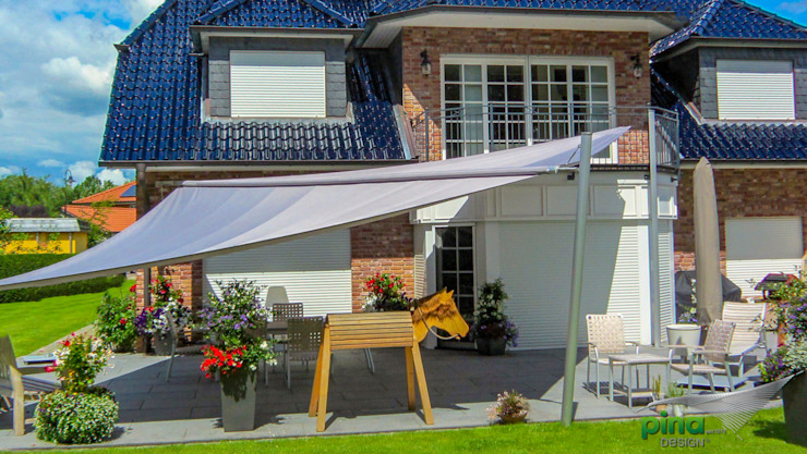 Modern Garden by Pina GmbH - Sonnensegel Design Modern