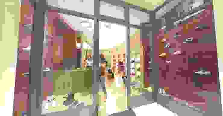 Negozio di scarpe Negozi & Locali commerciali moderni di Planet G Moderno