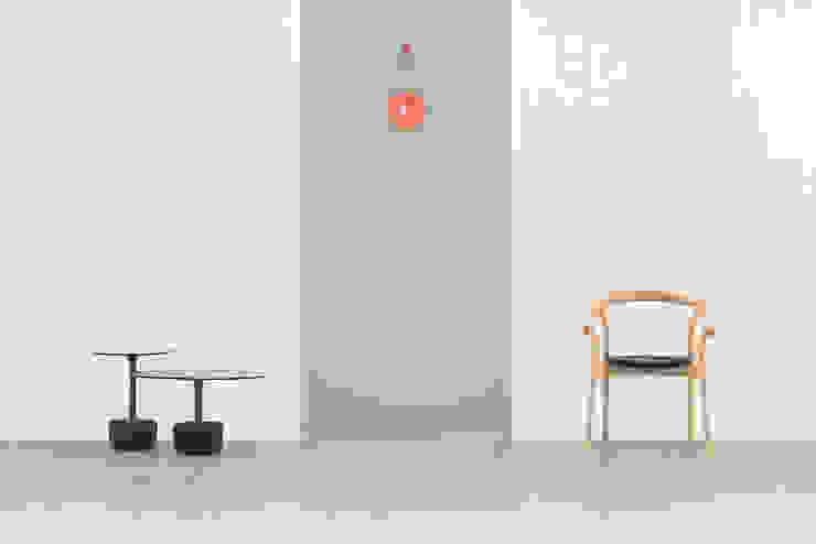 SILVA (relógio de parede) por DAM Campestre Sisal/palha Azul