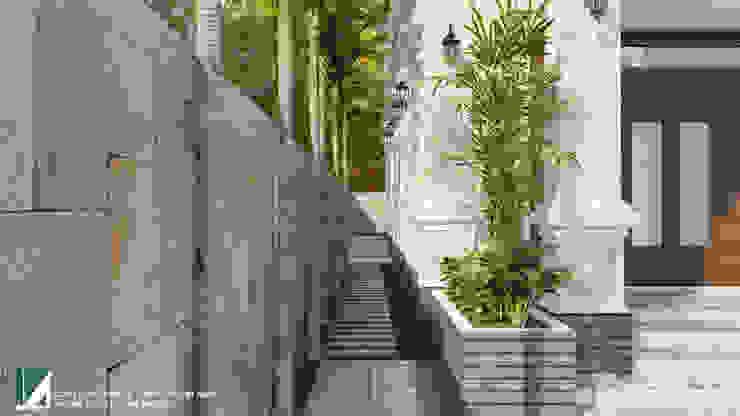 BIỆT THỰ 01 TẦNG – TIÊN LÃNG – HẢI PHÒNG bởi Kiến trúc Việt Xanh