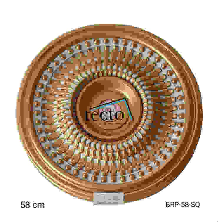 Lamplate BRP-58-SQ Oleh Tecto Plafon Klasik
