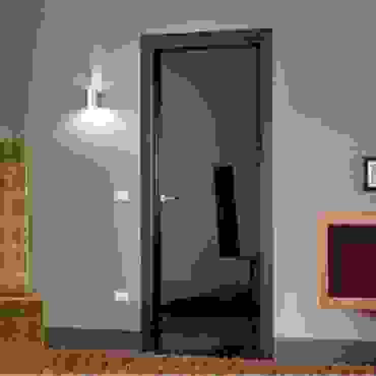 ГЕОНА. Inside doors Black