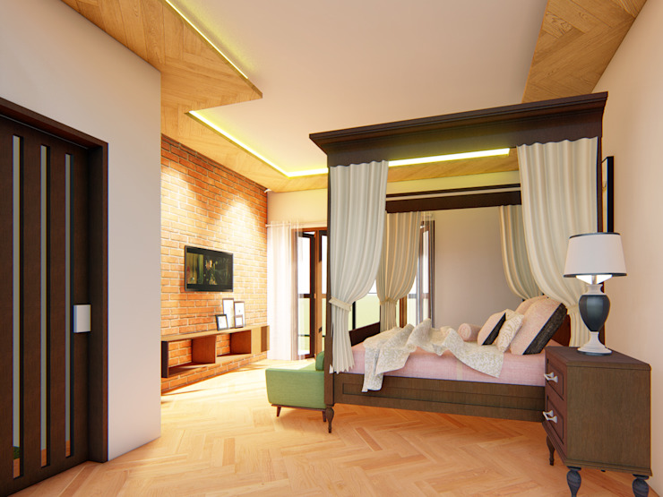 kamar suite villa mahabali Oleh epicnesia