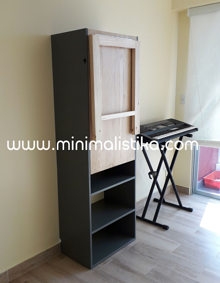Minimalistika.com Study/officeDesks Grey