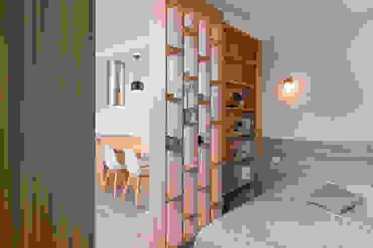 Chez Sophie et Philippe Camille BASSE, Architecte d'intérieur Chambre moderne