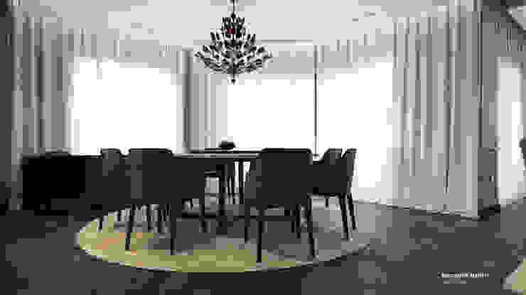 Dinning room Modern dining room by ICONIC DESIGN STUDIO Modern
