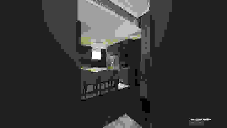 Reception l Kitchen Modern kitchen by ICONIC DESIGN STUDIO Modern