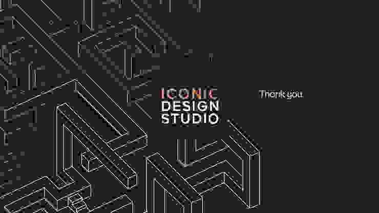 modern  by ICONIC DESIGN STUDIO, Modern