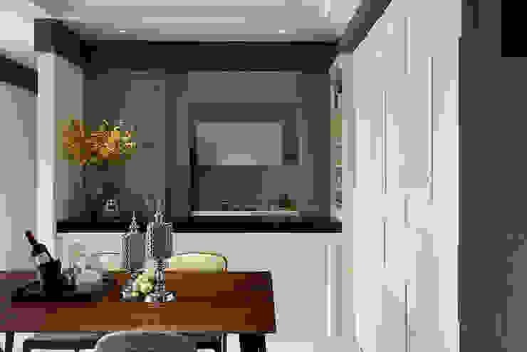 生活與設計平行 寬林室內裝修設計有限公司 室內景觀 MDF Blue
