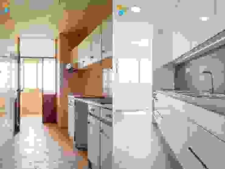 Cozinha por Grupo Prummo