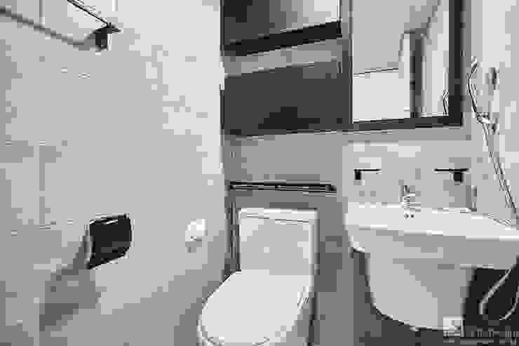 욕실인테리어 모던스타일 욕실 by 곤디자인 (GON Design) 모던