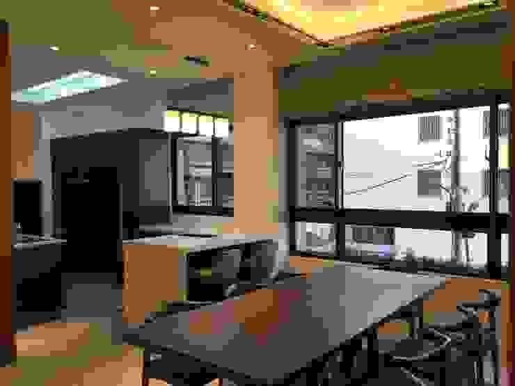 雅緻玉石質感居 根據 台中室內設計裝修|心之所向設計美學工作室 現代風