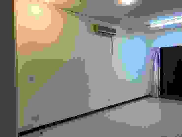 尚未變化前的客廳 台中室內設計裝修|心之所向設計美學工作室