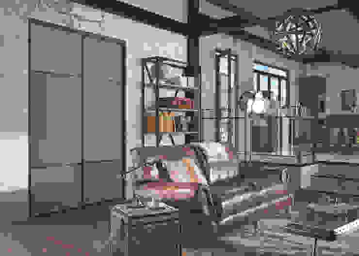 Kazed Living roomCupboards & sideboards Fake Leather Beige