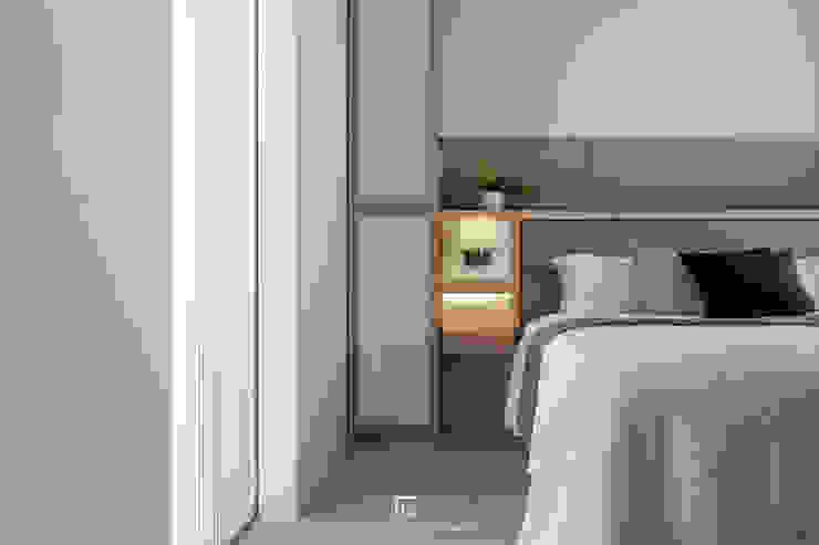 臥室 根據 璞玥室內裝修有限公司 現代風