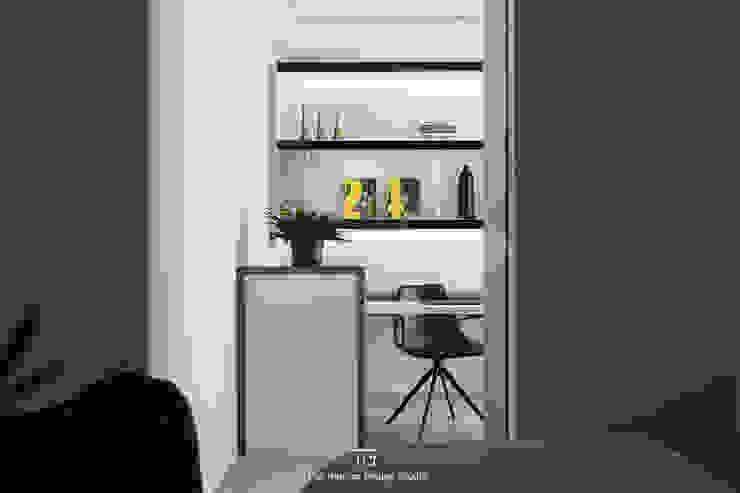 臥室書房 根據 璞玥室內裝修有限公司 現代風