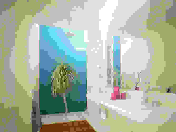 Baño Grupo Inmobiliario Dofer Baños eclécticos
