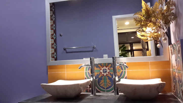 Modern style bathrooms by Grupo Inmobiliario Dofer Modern