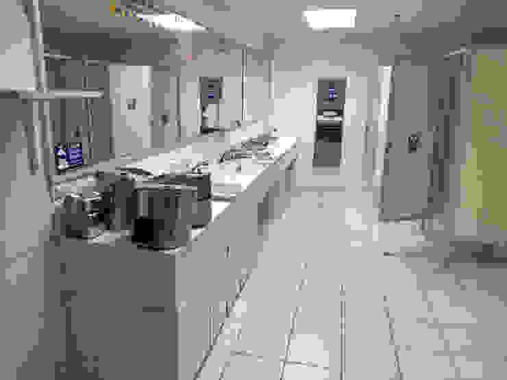 Baño antes de nuestro proyecto CG Diseño BañosDecoración