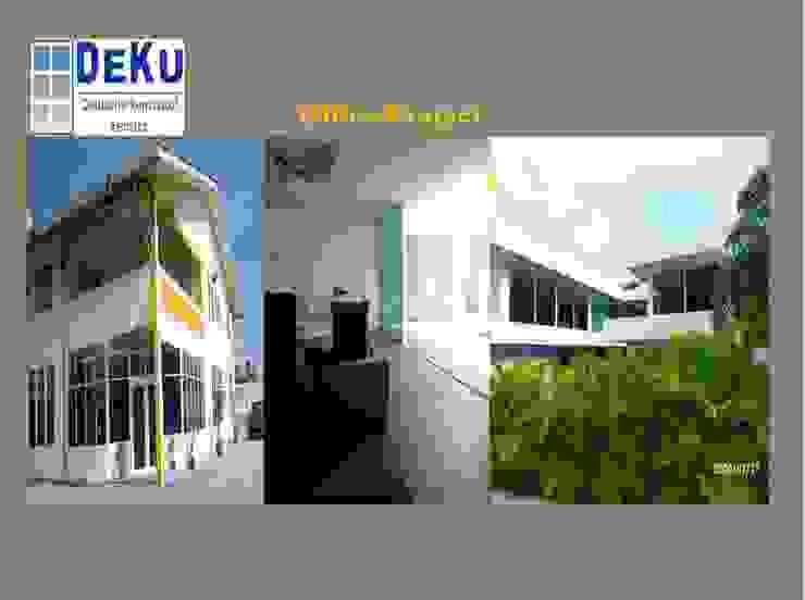 Office Project โดย DeKu German Windows Co.,ltd อินดัสเตรียล พลาสติก