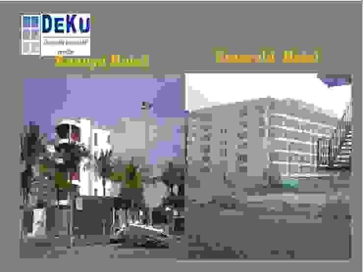 Hotel Project โดย DeKu German Windows Co.,ltd ผสมผสาน พลาสติก