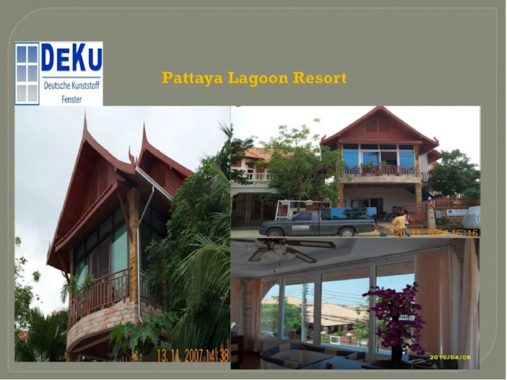 Resort Project โดย DeKu German Windows Co.,ltd เอเชียน พลาสติก