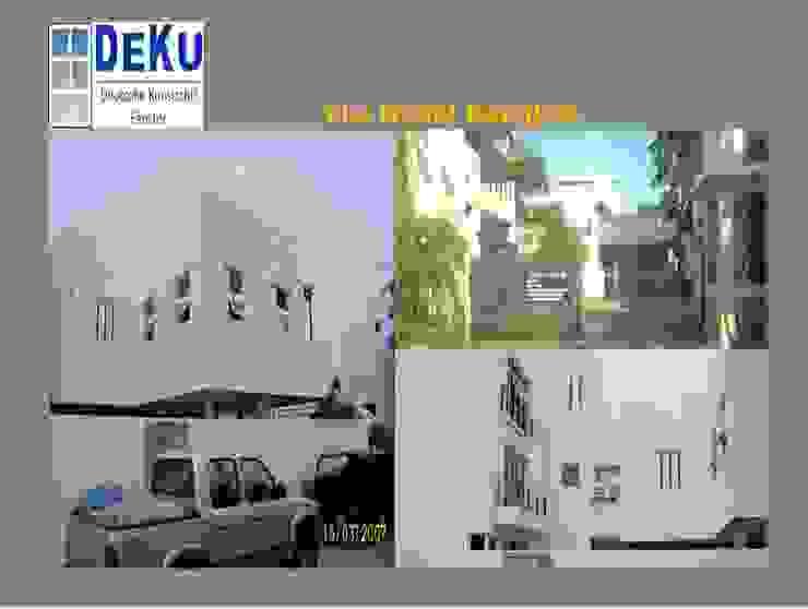 Housing project โดย DeKu German Windows Co.,ltd โคโลเนียล พลาสติก