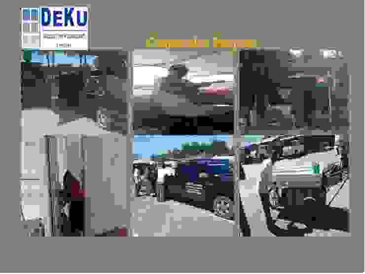 Cambudia Project โดย DeKu German Windows Co.,ltd ผสมผสาน พลาสติก