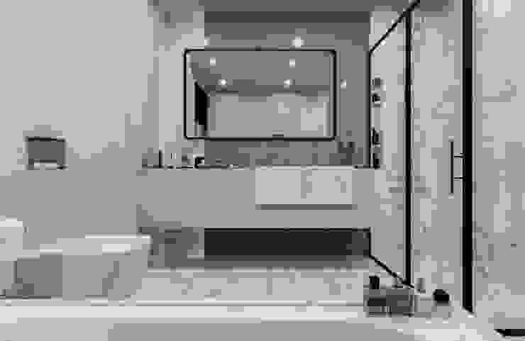 VERO CONCEPT MİMARLIK Ванная комната в стиле модерн