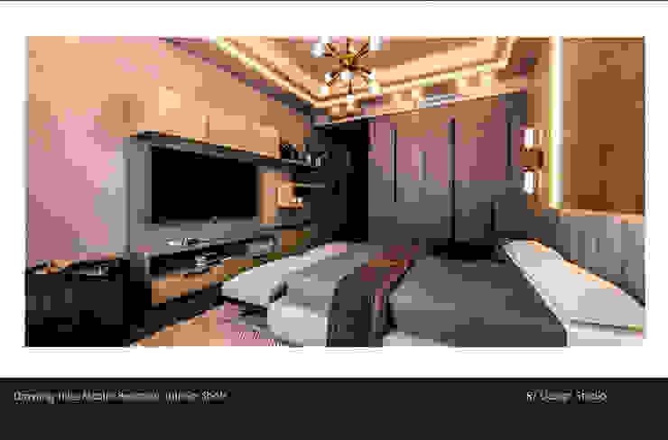 Private residence – Palm Hills Golf من Reham Ezzeldin Design Studio تبسيطي