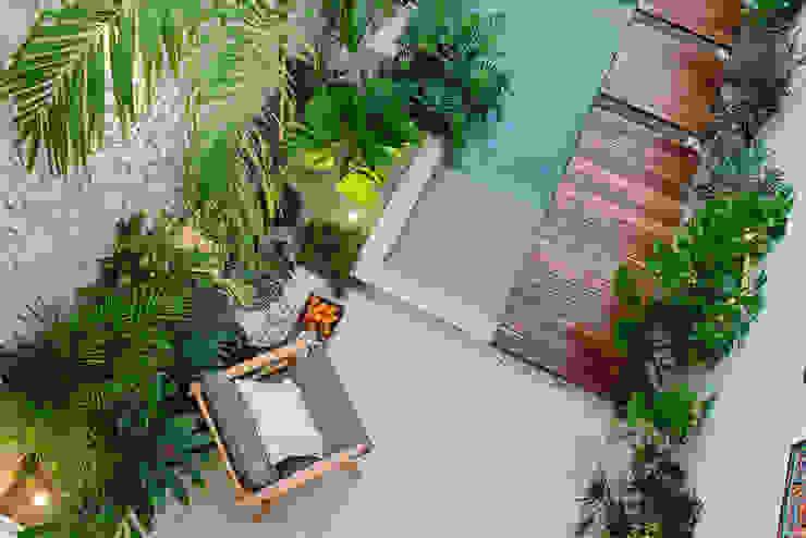 Casa Picasso por Workshop Diseño y Construcción en Mérida de Workshop, diseño y construcción Moderno