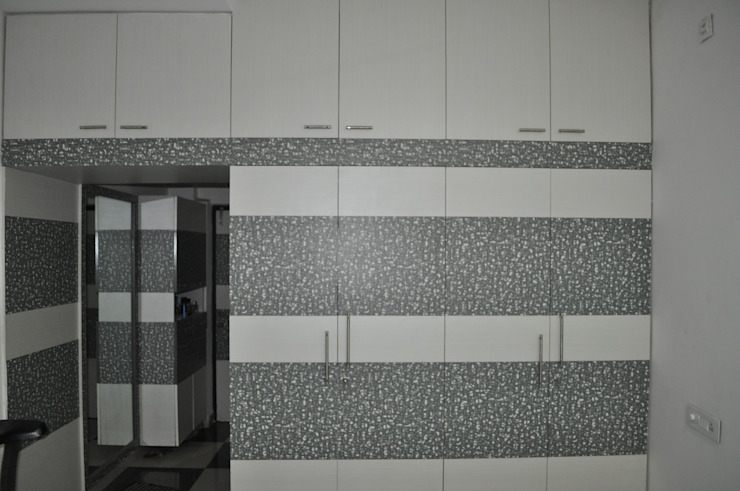 bowenpally: modern  by Design Cell Int,Modern Plywood
