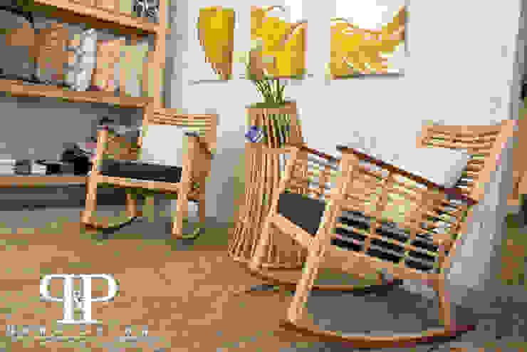 Mesedoras de P&P home decor Moderno