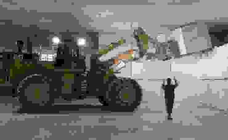 6. Mỏ khai thác đá Marble tự nhiên lớn nhất: hiện đại  by Công ty TNHH truyền thông nối việt, Hiện đại