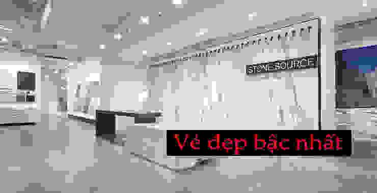 1. Đá Marble tự nhiên là loại đá có vẻ đẹp bậc nhất: hiện đại  by Công ty TNHH truyền thông nối việt, Hiện đại