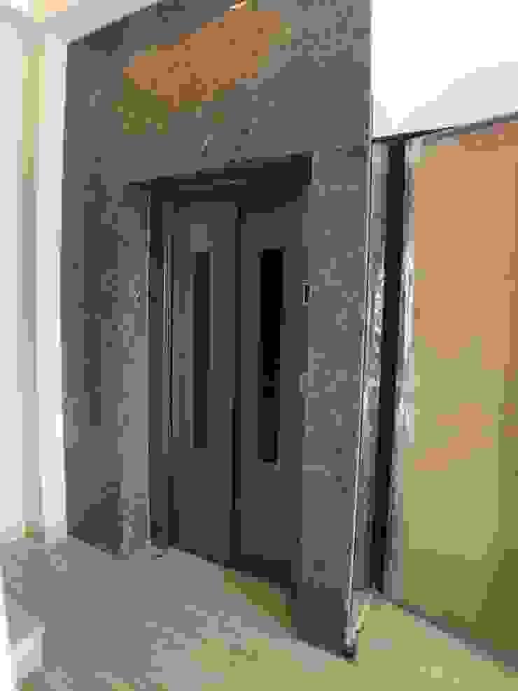 電梯外觀石材 houseda 樓梯 大理石 Grey