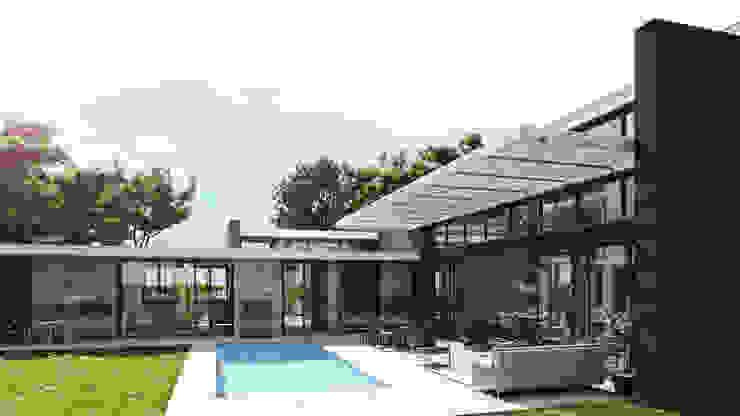 INSPIRA ARQUITECTOS Country house