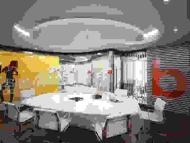 INSPIRA ARQUITECTOS Study/office