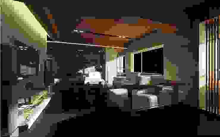 客廳圖示1 根據 鼎爵室內裝修設計工程有限公司 日式風、東方風