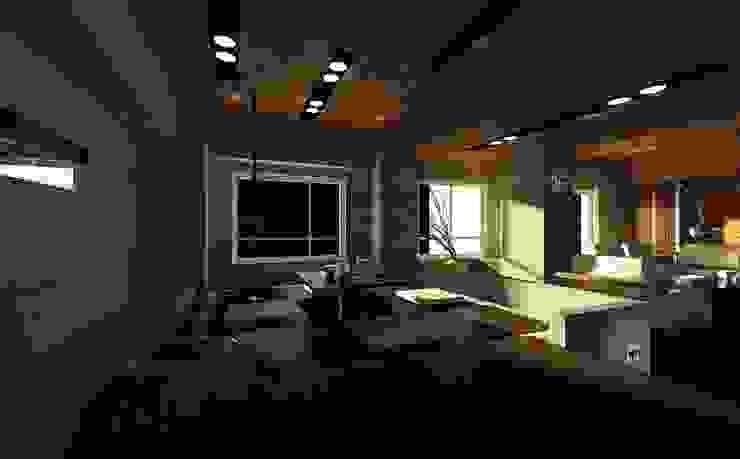 泡茶的空間 根據 鼎爵室內裝修設計工程有限公司 日式風、東方風